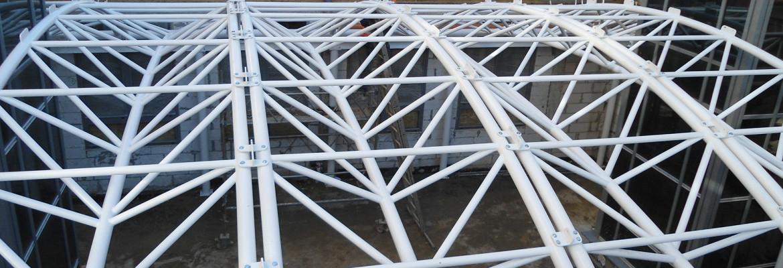 Dachowe konstrukcje stalowe
